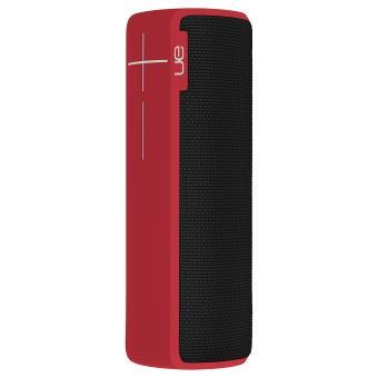 Enceinte Bluetooth Ultimate Ears Boom 2 Custom Ninja Noir et rouge