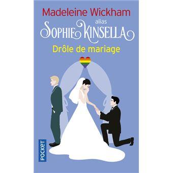 Dr le de mariage poche madeleine wickham achat livre achat prix fnac - Photo de mariage drole ...