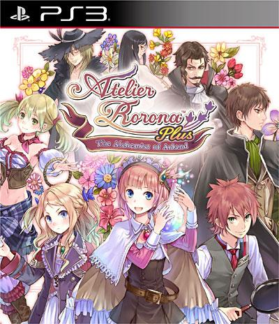 Atelier Rorona Plus PS3 - PlayStation 3