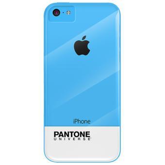 Coque Case Scenario Pantone Universe pour iPhone 5c, Bleue Etui pour