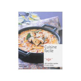 Cuisine facile cartonn collectif achat livre - Cuisine facile pour debutant ...
