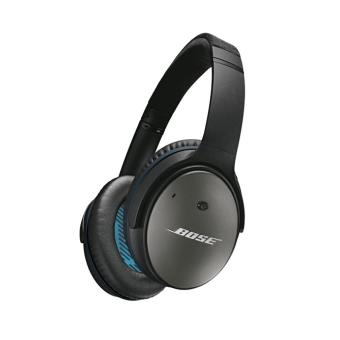 casque r duction de bruit bose quietcomfort 25 noir pour apple casque audio achat prix fnac. Black Bedroom Furniture Sets. Home Design Ideas