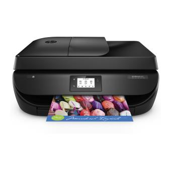 imprimante hp officejet 4657 multifonctions wifi noir. Black Bedroom Furniture Sets. Home Design Ideas