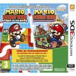 Pack Mario et Donkey Kong : Minis on the move + Mario vs. Donkey Kong : Minis march again - Nintendo 3DS