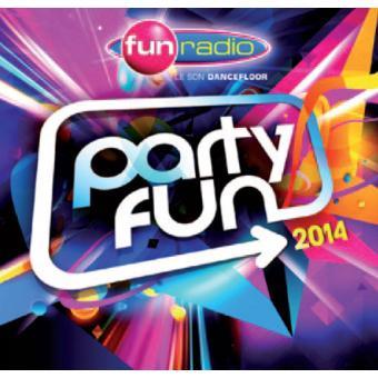 party fun 2014 compilation cd album achat prix fnac. Black Bedroom Furniture Sets. Home Design Ideas