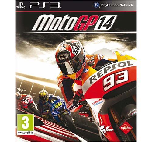 MotoGP 14 PS3 - PlayStation 3
