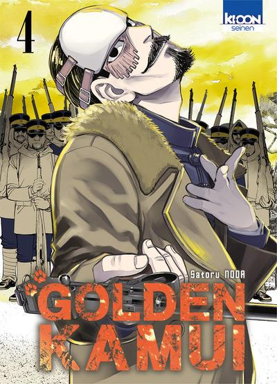 [MANGA/ANIME] Golden Kamui Golden-Kamui