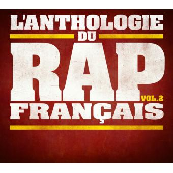 Anthologie du rap fran ais volume 2 compilation rap for Achat maison rap