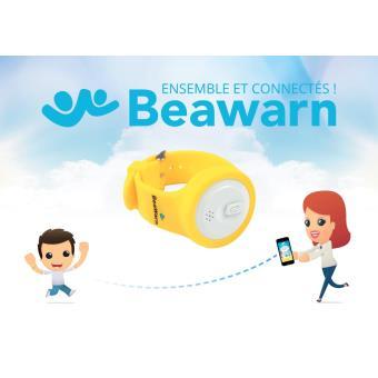 beawarn bracelet de surveillance connect pour enfant autre objet connect achat prix fnac. Black Bedroom Furniture Sets. Home Design Ideas