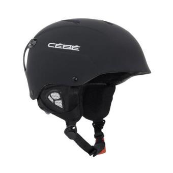 casque de ski c b contest 62 64 cm matt black noir. Black Bedroom Furniture Sets. Home Design Ideas