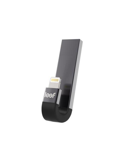 Mémoire Leef iBridge Mobile Leef iBridge est une solution de stockage mobile iOS conçue pour augmenter la capacité de stockage de votre iPhone, iPad ou iPod Ne tombez plus jamais à court de mémoire avec Leef iBridge Prenez des photos/vidéos directement su