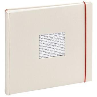 Album photo traditionnel panodia 30 x 30 cm blanc casse - Album photo traditionnel panodia ...