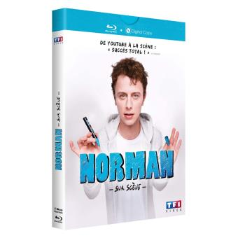 Norman sur scène Blu-ray