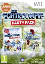 Compilation Schtroumpfs 1+2 Wii - Nintendo Wii