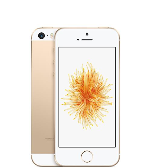 Apple iPhone SE 64 Go 4 Or