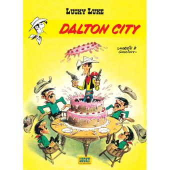 Lucky Luke - Tome 3 : Dalton city