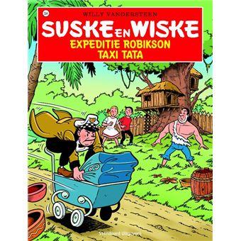 SUSKE EN WISKE 334:TAXI TATO/EXP ROB