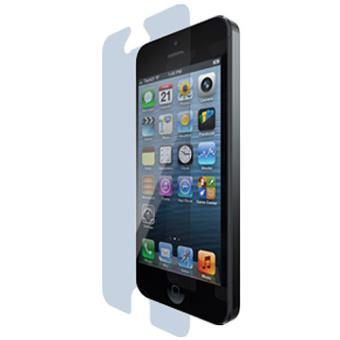 protection d 39 cran tech21 impact shield pour iphone 5 5c 5s transparente protection cran. Black Bedroom Furniture Sets. Home Design Ideas