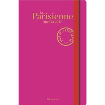 agenda 2017 la parisienne broch in s de la fressange achat livre achat prix fnac. Black Bedroom Furniture Sets. Home Design Ideas