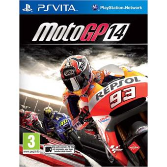 moto gp 14 ps vita sur ps vita jeux vid o achat prix fnac. Black Bedroom Furniture Sets. Home Design Ideas