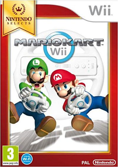 Mario Kart Wii Gamme Selects - Nintendo Wii