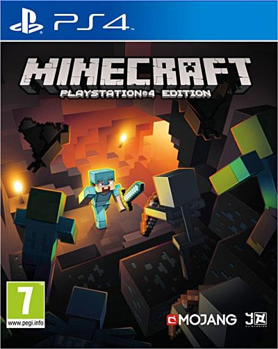 Minecraft PS4 - PlayStation 4