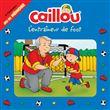 Caillou - L'entraîneur de foot