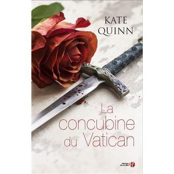 LA CONCUBINE DU VATICAN de Kate Quinn La-concubine-du-Vatican