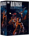 Coffret Batman Heritage 4 films DVD