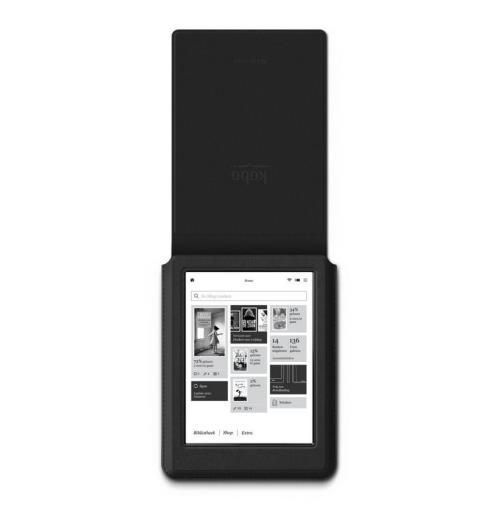 Etui liseuse Kobo Glo HD Touch 2.0 Flip Cover