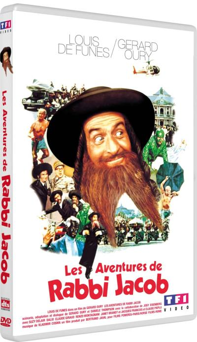 Les Aventures de Rabbi Jacob   film        AlloCin   Avoir Alire
