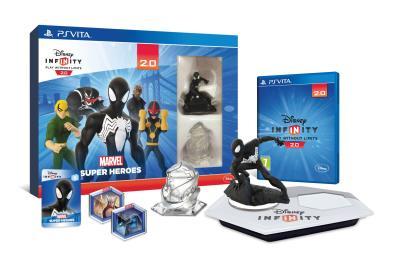 Disney Infinity 2.0 Marvel Super Heroes Pack de démarrage PS Vita - PS Vita