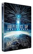 Photo : Independence Day : Resurgence Edition limitée Pack métal Blu-ray