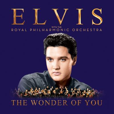 The Wonder Of You: Elvis Presley With The Royal Philharmonic Orchestra Edition Deluxe Inclus CD, 2 titres bonus, un poster et un livret de 12 pages
