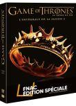 Game of Thrones Coffret intégral de la Saison 2 Edition Spéciale Fnac DVD (DVD)