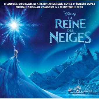 la reine des neiges christophe beck cd album achat prix fnac. Black Bedroom Furniture Sets. Home Design Ideas