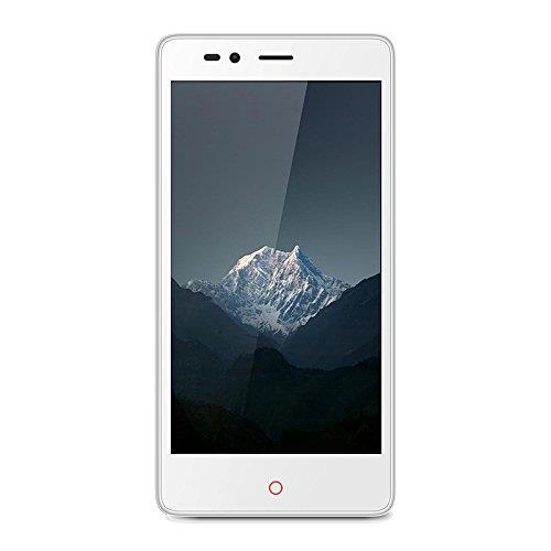 Smartphone Echo Smart Double SIM 8 Go Blanc