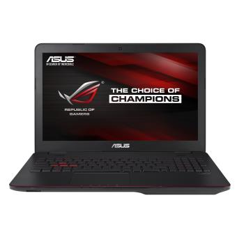 pc portable asus gamer g551vw fw106t 15 6 ordinateur. Black Bedroom Furniture Sets. Home Design Ideas