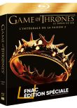 Game of Thrones Coffret intégral de la Saison 2 Edition Spéciale Fnac Blu-Ray (Blu-Ray)
