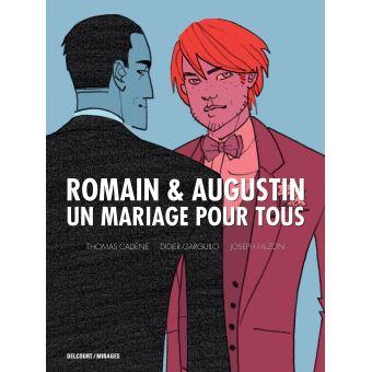 romain et augustin un mariage pour tous cartonn didier garguilo joseph falzon thomas. Black Bedroom Furniture Sets. Home Design Ideas