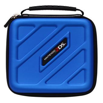Sacoche de transport bigben pour 2ds accessoire console for Housse 2ds bigben