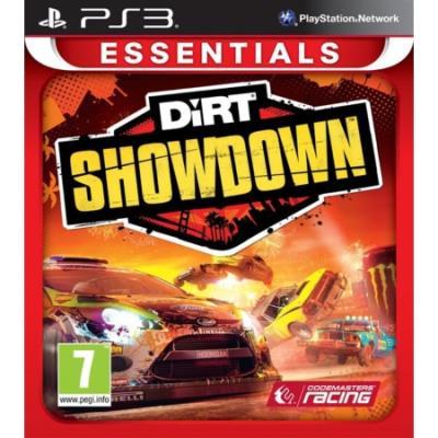Dirt Showdown Essentials PS3 - PlayStation 3