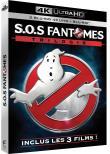SOS Fantômes Trilogie - 4K Ultra HD + Blu-ray