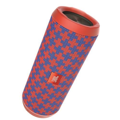Enceinte Bluetooth JBL Flip 3 Malta Rouge et Bleu