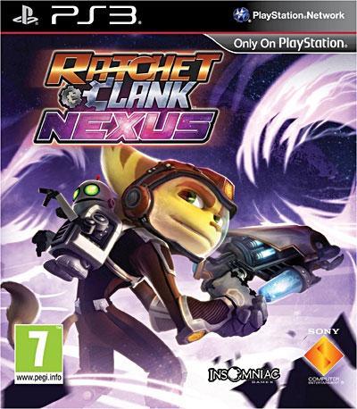 Ratchet et Clank Nexus PS3 - PlayStation 3