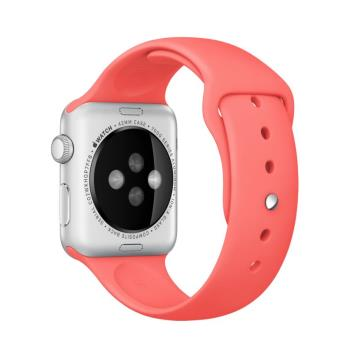 bracelet sport 42 mm apple pour apple watch rose autre. Black Bedroom Furniture Sets. Home Design Ideas