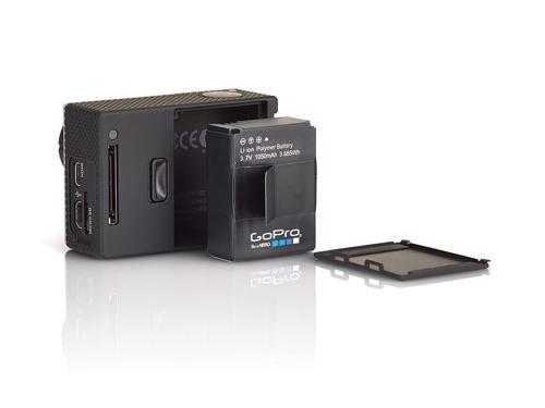 Batterie Gopro pour camescope HERO3 et HERO3+