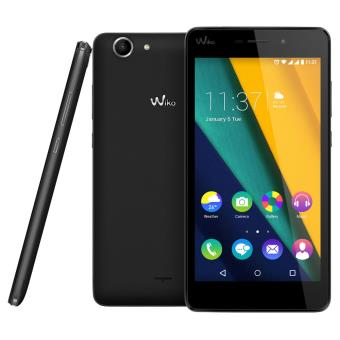 smartphone wiko pulp fab 4g 16 go noir smartphone sous android os achat prix fnac. Black Bedroom Furniture Sets. Home Design Ideas