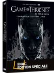 Game of Thrones Saison 7 Edition spéciale Fnac DVD