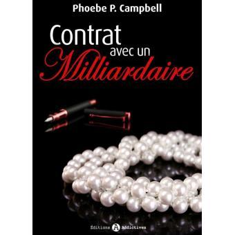 contrat avec un milliardaire pdf